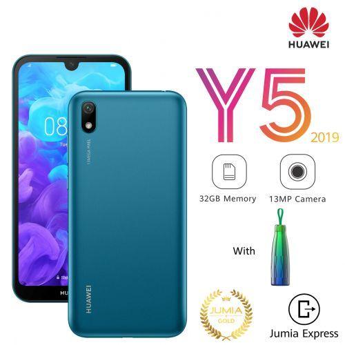 """Huawei Y5 2019 - 5.7"""" - 32GB+2GB"""