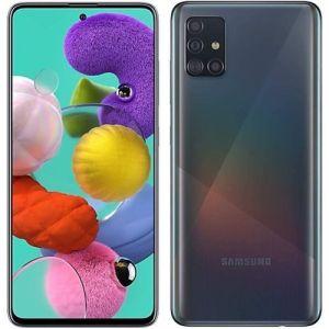 "Samsung Galaxy A51, 6.5"", 4GB + 128GB (Dual SIM), Prism Crush Black"