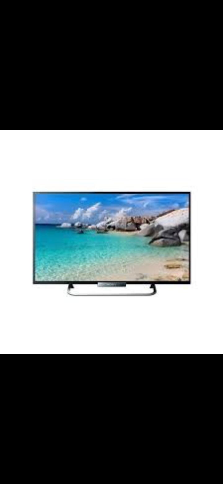 "Sony 32W600D - 32"" Smart Digital LED TV - Black"