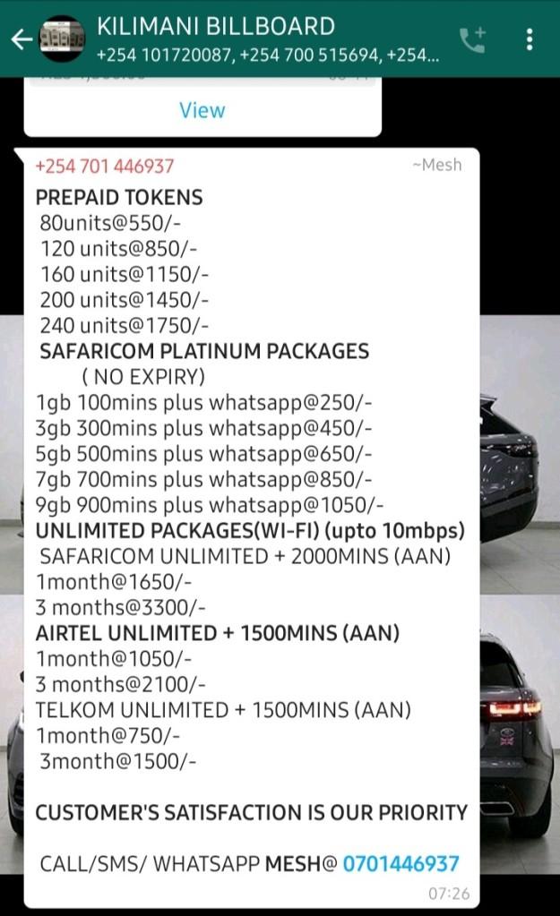 Online Scams in Kenya