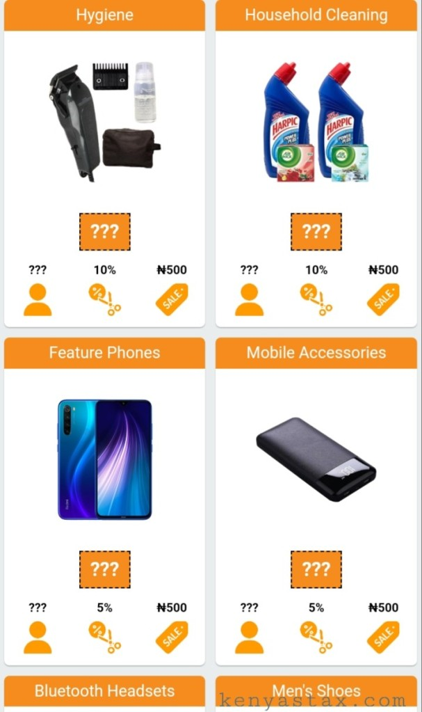 Jumia vouchers of the week