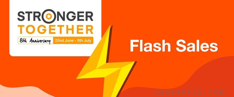 Jumia Flash sales 2020