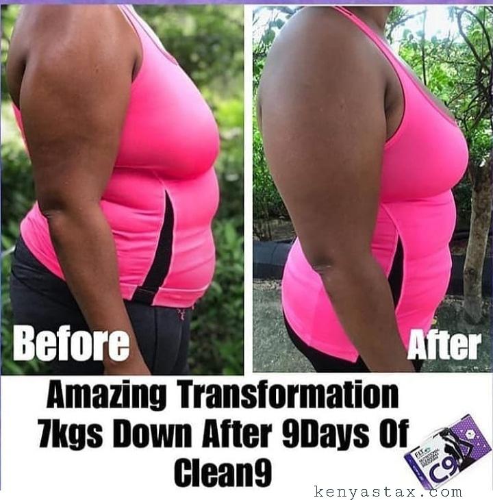 Clean 9 detox price in kenya