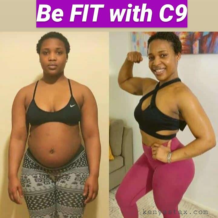 How to lose weight in 9 days in Kenya:c9 detox kenya