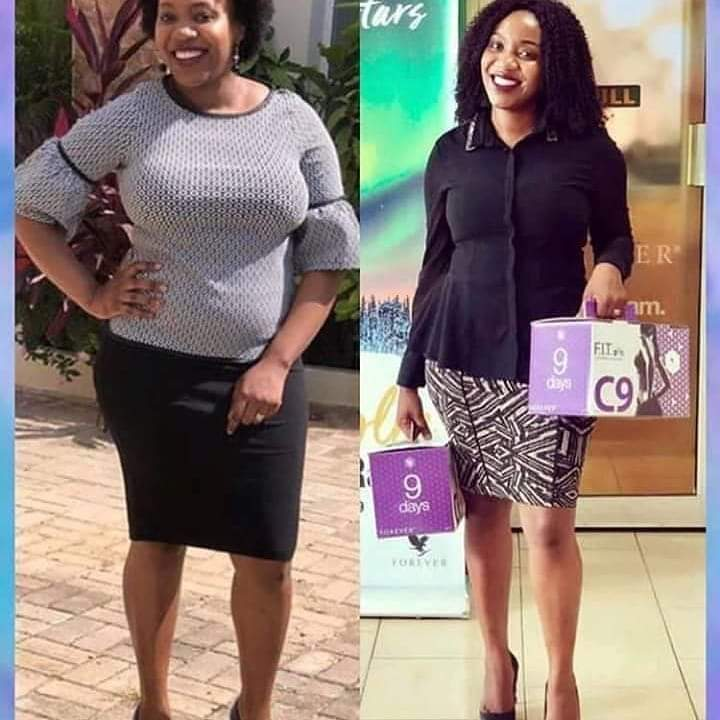 How to lose weight in 9 days in Kenya