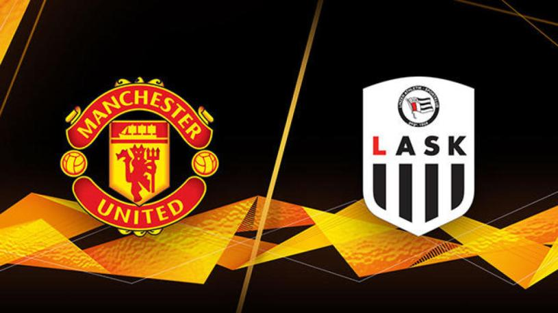 Manchester United Vs Lask kick off time and odds