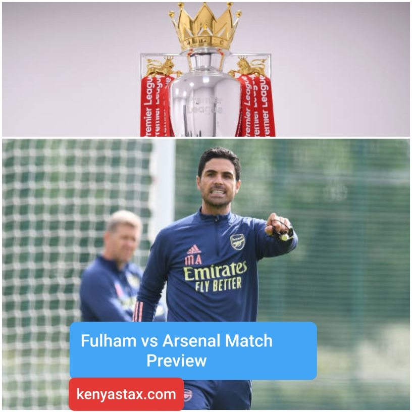 Fulham vs Arsenal match preview